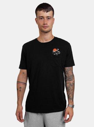 Černé pánské tričko ZOOT Original Ninja