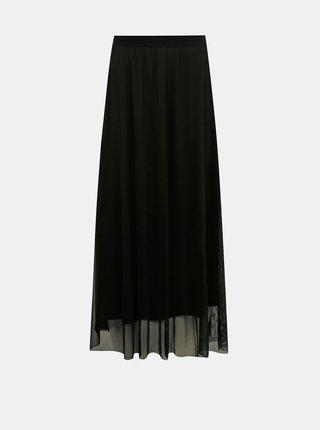 Černá maxi sukně Jacqueline de Yong Dixie