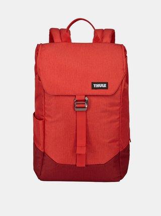 Červený batoh Thule Lithos 16 l