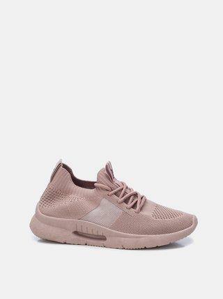 Růžové dámské tenisky Xti
