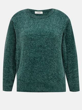 Zelený sveter Jacqueline de Yong Chino
