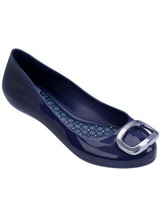 Zaxy tmavě modré balerínky Pop Charm Fem Navy