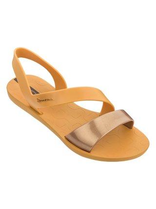 Ipanema hořčicové sandály Vibe Sandal Yellow/Gold