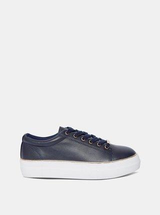 Pantofi sport si tenisi pentru femei Dorothy Perkins - albastru inchis