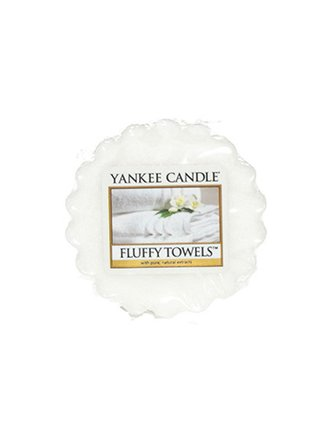 Yankee Candle vonný vosk do aroma lampy Fluffy Towels