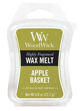 WoodWick vonný vosk do aroma lampy Apple Basket