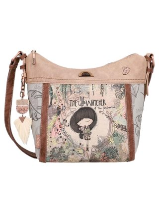 Anekke trendy crossbody kabelka Jungle