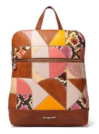 Desigual barevný batoh Back Ayax Nanaimo