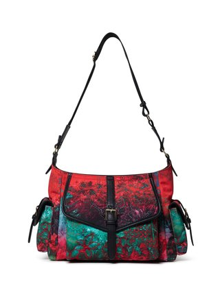 Desigual barevné kabelka Bols Cauca Kyoto