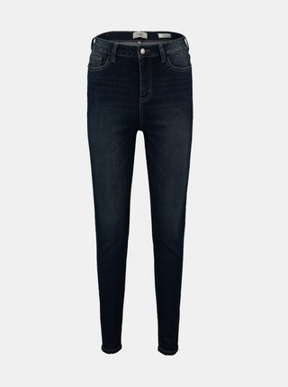 Tmavě modré dámské skinny fit džíny Haily´s