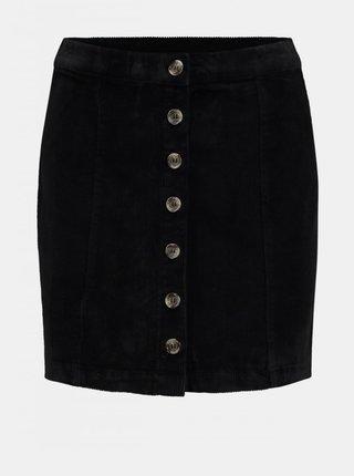 Čierna sukňa Haily´s