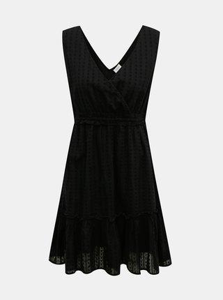 Čierne šaty Jacqueline de Yong Erika