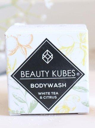 bílé mýdlo Beauty Kubes
