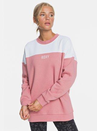 Růžová mikina Roxy
