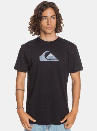 Čierne tričko Quiksilver