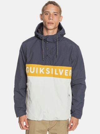 Modro-biely anorak Quiksilver