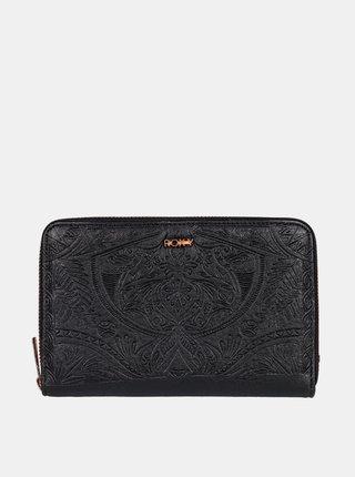 Černá velká peněženka Roxy
