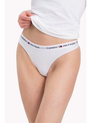 Tommy Hilfiger biele tangá Thong Iconic