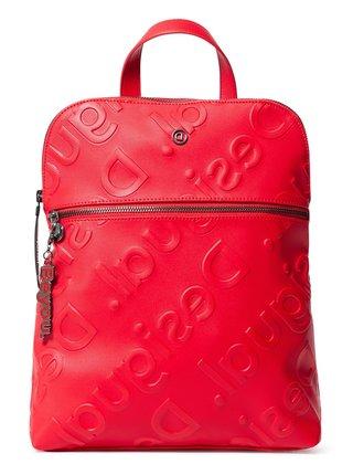 Desigual červený batoh Back Colorama Nanaimo