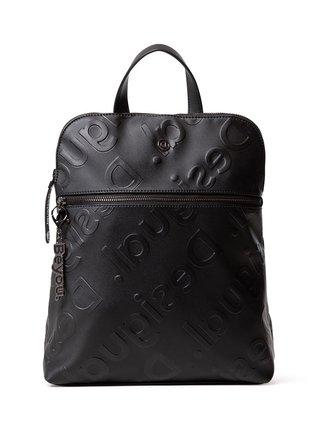 Desigual černý batoh Back Colorama Nanaimo