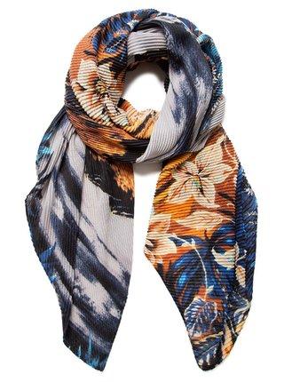 Desigual barevný šátek Foul Mayong