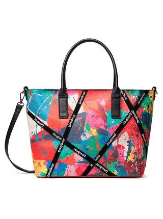 Desigual barevná kabelka Bols Arcadian Holbox Mini