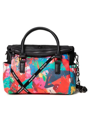 Desigual barevná kabelka Bols Arcadian Loverty