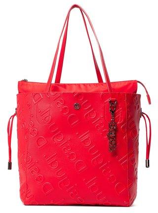 Desigual červená multifunkční kabelka Bols Colorama Norwich