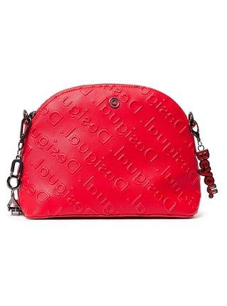 Desigual červená crossbody kabelka Bols Colorama Deia