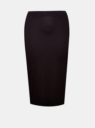 Čierna púzdrová sukňa Dorothy Perkins Curve