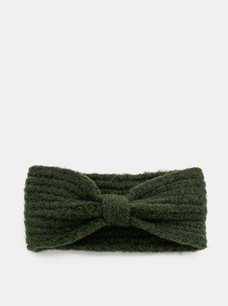 Zelená čelenka Pieces Pyron