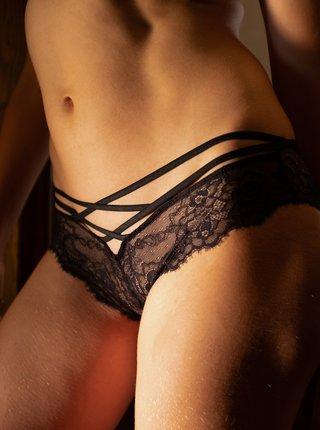 Marimi curvy pentru femei DORINA - negru