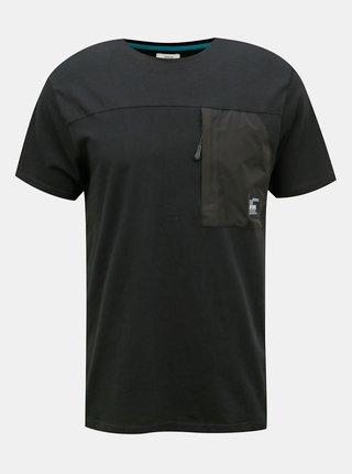 Černé tričko Redefined Rebel