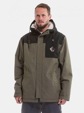 Khaki pánská zimní bunda NUGGET Sherman