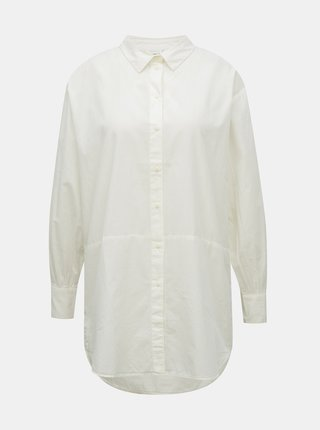 Biela oversize košeľa Jacqueline de Yong Chiko