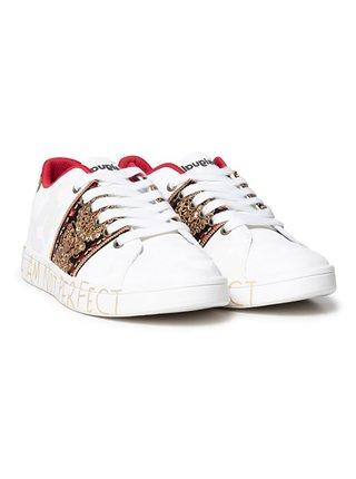 Desigual bílé tenisky Shoes Cosmic India