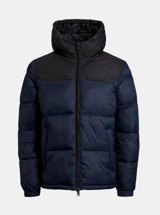 Tmavomodrá zimná bunda Selected Homme Drew