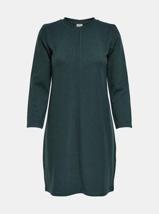Tmavě zelené šaty Jacqueline de Yong Gigi