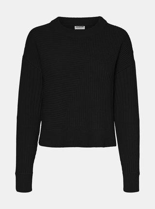 Čierny sveter Noisy May Daryl