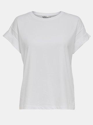 Biele basic tričko ONLY Silla
