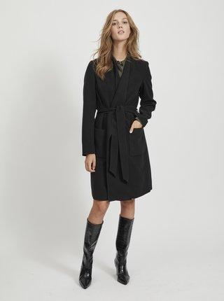 Čierny ľahký kabát VILA Apple