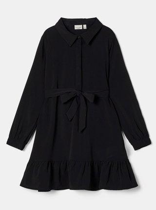 Čierne dievčenské šaty name it Vinaya