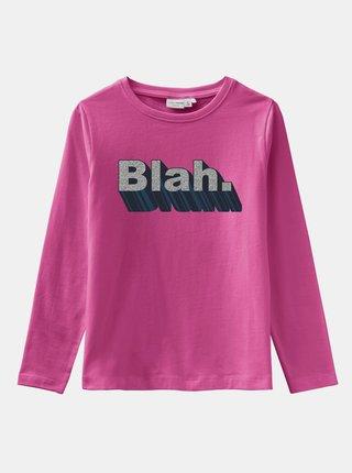 Růžové holčičí tričko name it Vix