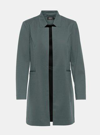 Zelený ľahký kabát ONLY Penny