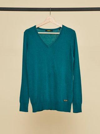 Pulovere si hanorace pentru femei ZOOT Baseline - albastru