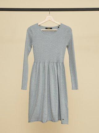 Rochii tip hanorac sau pulover pentru femei ZOOT Baseline - gri