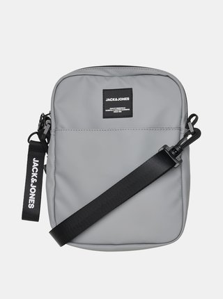 Šedá crossbody taška Jack & Jones Rex