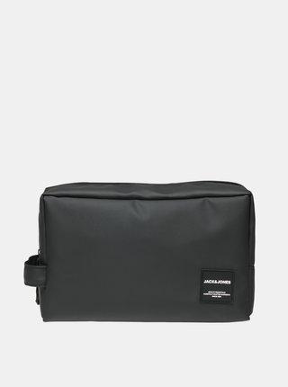 Čierna kozmetická taška Jack & Jones Rex