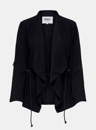 Čierne sako ONLY Malena