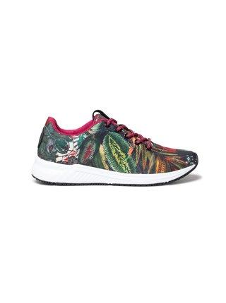 Desigual barevné tenisky Shoes Runner Aop Palm